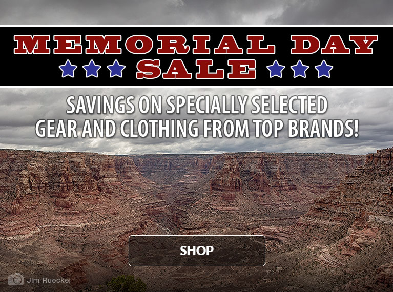 Mountain Gear Sale