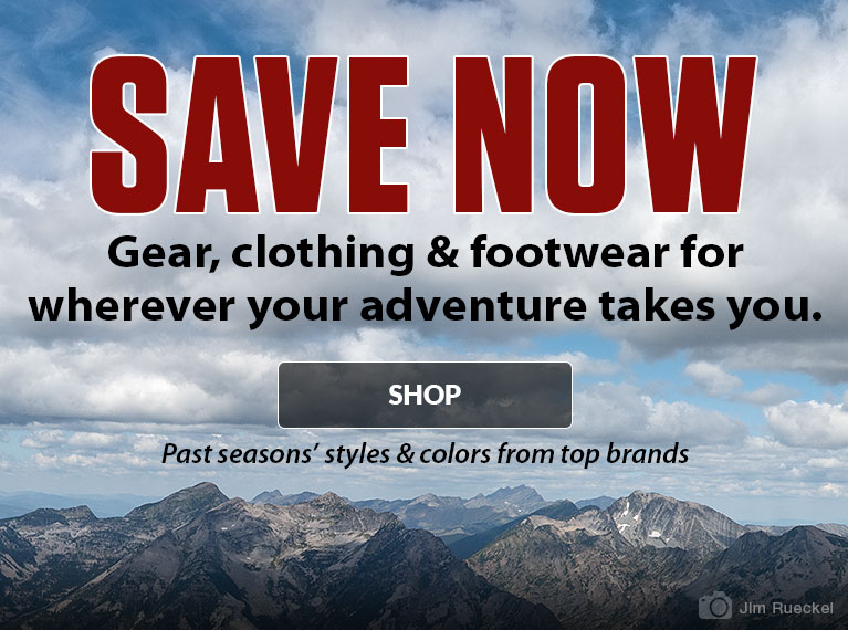 Save on Past Seasons' Gear