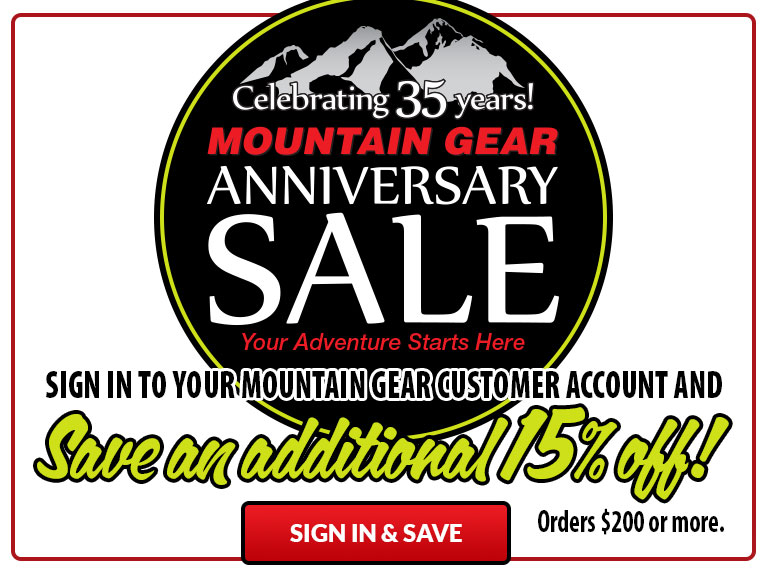 Anniversary Sale - Up to 60% off