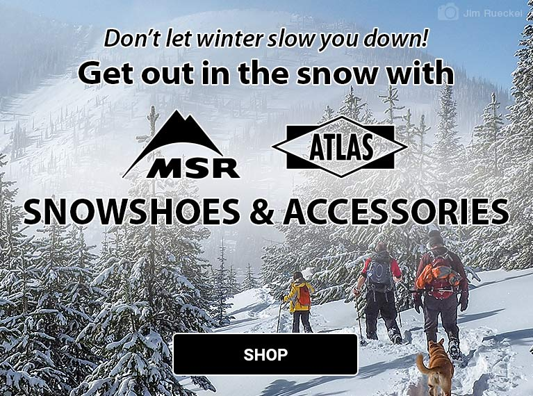 Snoeshoes & Accessories