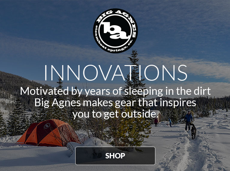 Big Agnes Innovations