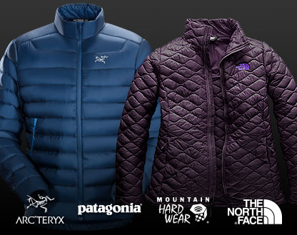 Save up to 50% off Select Winter Jackets